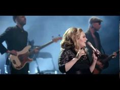 Adele - Rolling In The Deep HD (Live At The Royal Albert Hall 2011) - YouTube