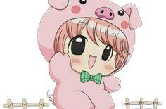 Food Drawing, Cute Chibi, Anime, Girly Girl, Princess Peach, Devil, Cute Babies, Nerd, Japanese