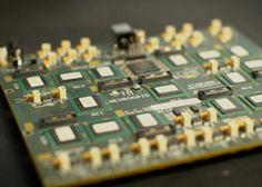 #Tecnologia Neurogrid, placa inspirada en el cerebro humano que supera por mucho la capacidad de un PC,