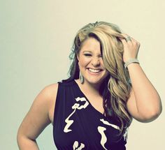 lauren alaina laughing... Aw I miss her