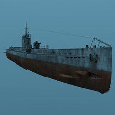 German U35 Submarine