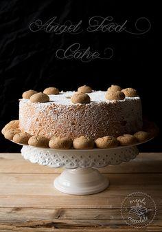 Menta e Cioccolato: Angel Food Cake di Luca Montersino, usiamo gli albumi avanzati!