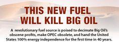 This New Fuel Will Kill Big Oil