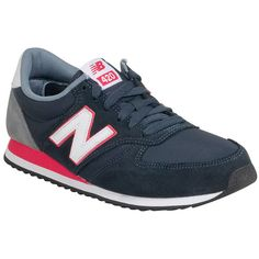 New Balance Unisex 420 Seventies Running Sneaker ($70) ❤ liked on Polyvore featuring shoes, athletic shoes, new balance, new balance shoes, womens athletic shoes, blue suede shoes and suede shoes