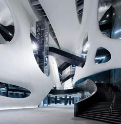 Ordos Museum by MAD Architects