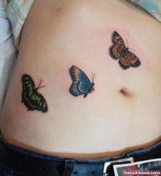 sexy groin tattoos women