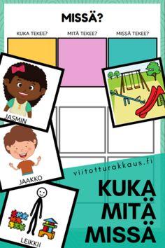 Aakkoset muistipelikortit - Viitottu Rakkaus Finnish Language, Preschool, Teaching, Education, Comics, Pictures, Peda, Photos, Kid Garden