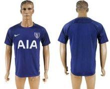 Tottenham Hotspur Blank Away Soccer Club Jersey