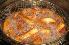 How to cook homemade Fries Chips