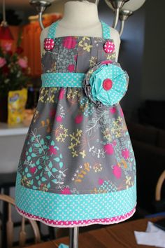 How cute is this dress ????  LOVE that it's in my 'Washi' collection!