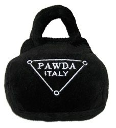 Pawda Bag Toy-Small - one of Rosalyn's faves.