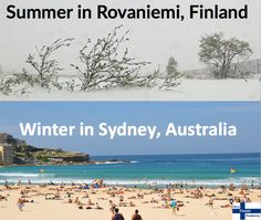 I don't know about Australia and its winter but it is a fact that it snowed in northern Finland in 9th June 2016.