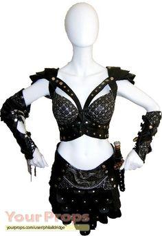 Xena Warrior Princess (TV) (1995) movie costume Xena Callisto Replica Costume