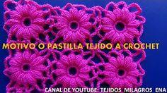 tejidos de gancho blusas - YouTube