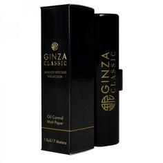 Ginza, матирующие салфетки Ginza Classic, 490 руб.