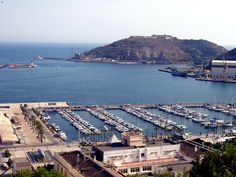Boardwalk of Cartagena. Murcia, Paris Skyline, River, Outdoor, World, Cartagena, Cruises, Fishing, Destiny