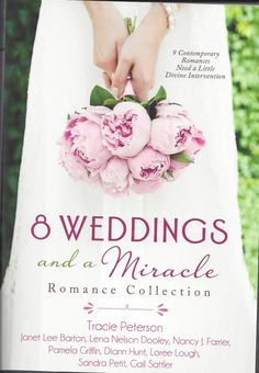 A contemporary romantic novella collection by me and 8 other multi-published authors.