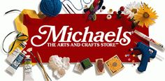 Michael's Coupons off Entire Purchase TODAY ONLY* I have a THREE new Michaels printable coupons for you this morning! My favorite is the off your ENTIRE purchase including Sale items! Michaels Coupon, Michaels Craft, Michael Art, Michael Store, Art Craft Store, Craft Stores, Michaels Halloween, July Events, Teacher Discounts