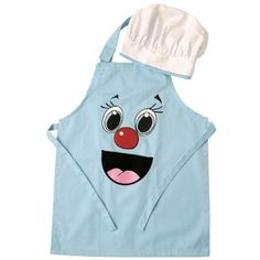 Avental Infantil, Cute, Cute, Cute! | Blog Aqui na Cozinha |