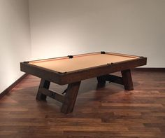 Antique Pool Table Brunswick Balke Collender Cos The Anniversary - American heritage madison pool table