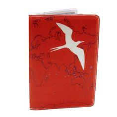 Orange Bird Passport Holder, $17.99, now featured on Fab.