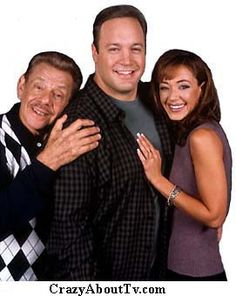 King of Queens...... Hilarious!!! i never get tired of watching this show!!!!!!!!!! LOVE IT!!!!!!!!!!