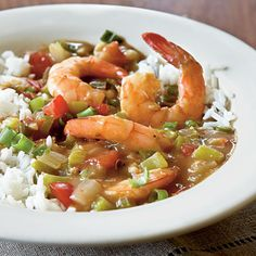 Shrimp Étouffée | Learn how to make Shrimp Étouffée. MyRecipes has 70,000+ tested recipes and videos to help you be a better cook