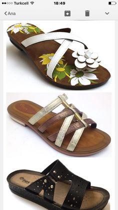 Ladies Slippers, Womens Slippers, Ladies Sandals, Ladies Shoes, Women's Shoes Sandals, Flats, Cute Couples, Designer Shoes, Birkenstock