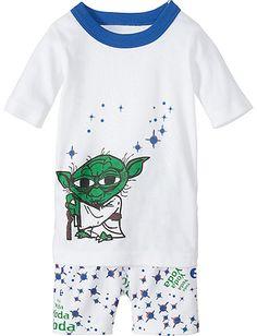Star Wars™ Galaxy Yoda Short Johns Product Information