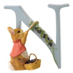 Checkout - Webexplore Retail Decorative Alphabet Letters, Beatrice Potter, Letter N, Stoke On Trent, Christening Gifts, Peter Rabbit, New Baby Gifts, Yarn Crafts, New Baby Products