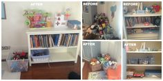 A Child's Room is pared down and made more functional
