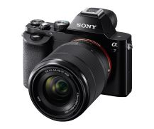 Alpha a7 - Alpha NEX Cameras Sony Store - Sony US - What a beautiful little camera! I am going to buy a cheaper version of this soon!