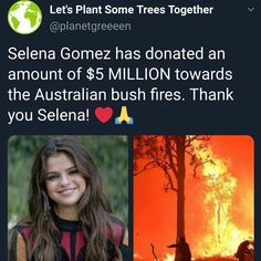Thank you We need more people like her! Australian Bush, Australian Animals, Faith In Humanity Restored, Global Warming, People Like, Helping Others, Climate Change, Good To Know, Selena Gomez