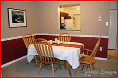 [ Style Dining Room Paint Color Ideas Model Home Decor With Chair Rail  Dinning Design ]   Best Free Home Design Idea U0026 Inspiration