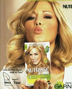 Helene Fischer für Nutrisse!