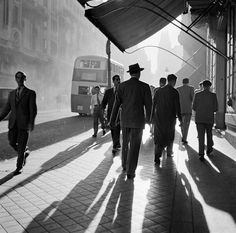 Luces y sombras, Madrid1953