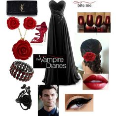 The Mikaelson's Ball (Date with Elijah)
