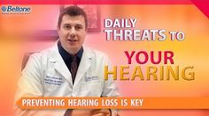 Hearing loss is now linked to Alzheimer's disease and dementia