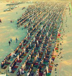 Eid Al-Fitr prayer in Gaza