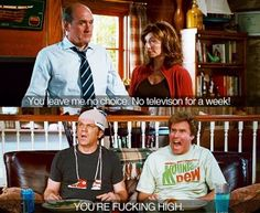 ImageFind images and videos about step brothers on We Heart It - the app to get lost in what you love. Step Brothers Quotes, Brother Memes, Go To Movies, The Best Films, Movie Lines, About Time Movie, Inevitable, Music Tv, Movie Quotes