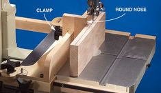 Diy Bandsaw Fence Plans - DIY At Your Home