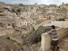 Matera, la citta' piu' vecchia del mondo