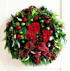 You'll love our collection of easy wreaths perfect for decorating indoors and out.