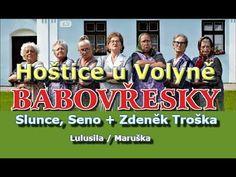 Babovřesky a Slunce, seno v Hošticích / Maruška - YouTube Youtube, Calm, Music, Musica, Musik, Muziek, Music Activities, Youtubers, Youtube Movies