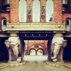 Elefantporten :)))