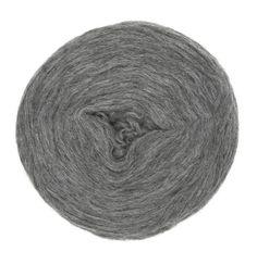 Plötulopi 9102 - grey heather - available at alafoss.is #yarn #knitting #wool #icelandic