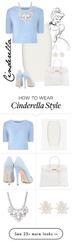 How To Wear Cinderella Style