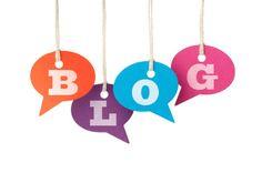 - Blogging -