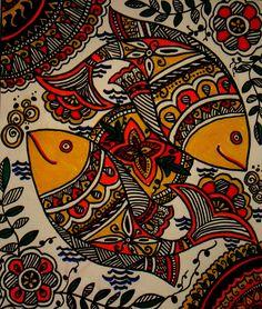 Painting Style- Indian Folk Art