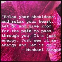 Michael Singer Untethered Soul quote